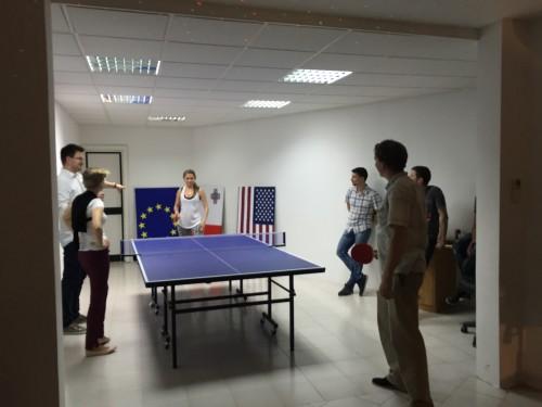 世界卓球選手権 in Malta